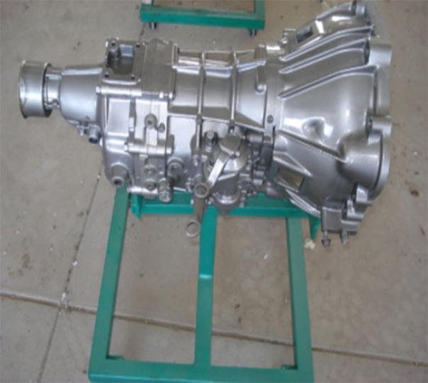 Automobile Gearbox Model